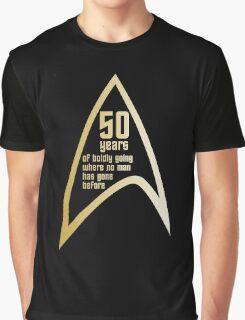 Star Trek 50th Anniversary Graphic T-Shirt