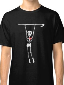 Peter the Skeleton - Hanging Classic T-Shirt