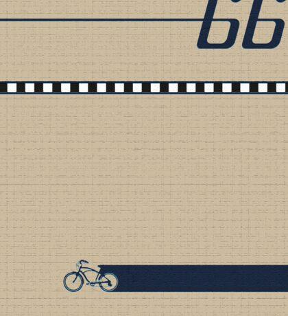 Pedal 66 Sticker