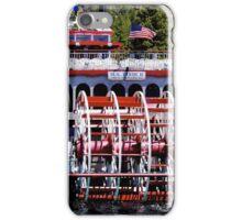 Paddle Wheeler iPhone Case/Skin