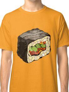Sushi illustration Classic T-Shirt
