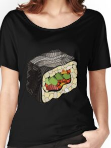Sushi illustration Women's Relaxed Fit T-Shirt