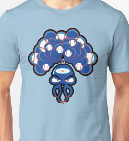 Skullyfish Spray The Field - Toronto Unisex T-Shirt