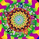 Lawzee Wheel of Uncannyness by Bob Overstreet