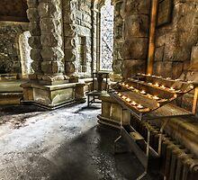 St Conans Kirk - Scotland by Royston Palmer