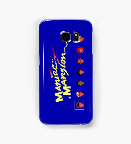 Maniac Mansion Samsung Galaxy Case/Skin