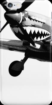 iphone plane by tinncity