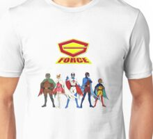 The Cool Movie Cartoon G-Force Unisex T-Shirt