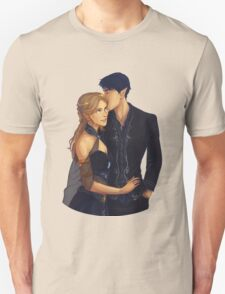 Feyre and Rhysand Unisex T-Shirt
