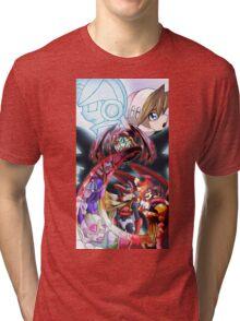 Megaman Zero Tri-blend T-Shirt