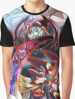 Megaman Zero Graphic T-Shirt