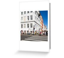 Copenhagen Greeting Card