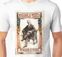 Big minstrel jubilee - Strobridge - 1899 Unisex T-Shirt