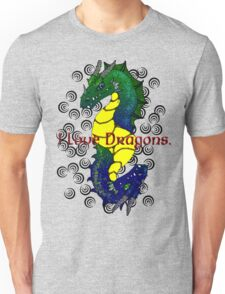 I Love Dragons. Unisex T-Shirt