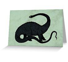 Dippy Greeting Card