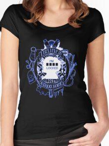 I'm sherlocked Women's Fitted Scoop T-Shirt