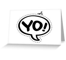Yo!Cards - Yo! Greeting Card