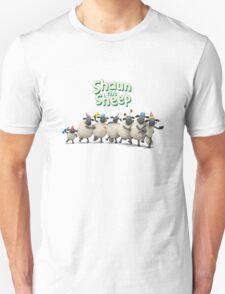 The Animated Series Shaun the Sheep Unisex T-Shirt