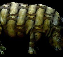 rhino muscles by tinncity