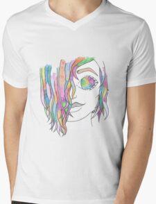Jade Jee Mens V-Neck T-Shirt