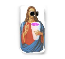 Jesus X Lean thuggin Samsung Galaxy Case/Skin
