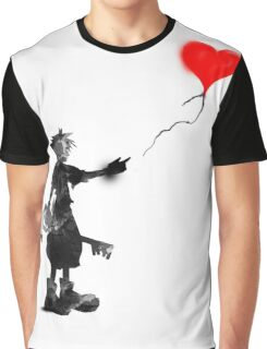 the boy,the key,the balloon Graphic T-Shirt