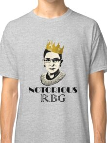 Notorious RBG Classic T-Shirt