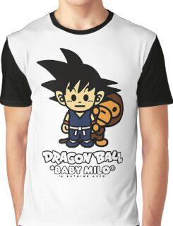 Baby Milo X DBZ Graphic T-Shirt