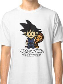 Baby Milo X DBZ Classic T-Shirt