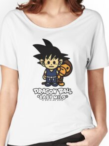Baby Milo X DBZ Women's Relaxed Fit T-Shirt