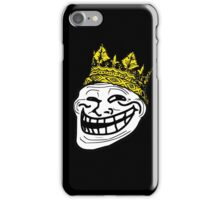 Troll King / MEME King iPhone Case/Skin