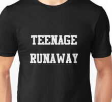 One Direction // Harry x Teenage Runaway Unisex T-Shirt