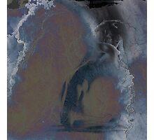 emergent 1b - textured, version 2 Photographic Print