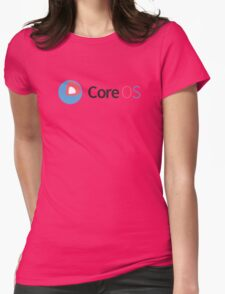 CoreOS Linux Womens Fitted T-Shirt