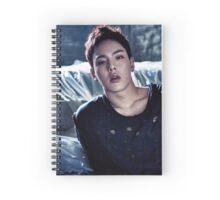 shownu stuck Spiral Notebook