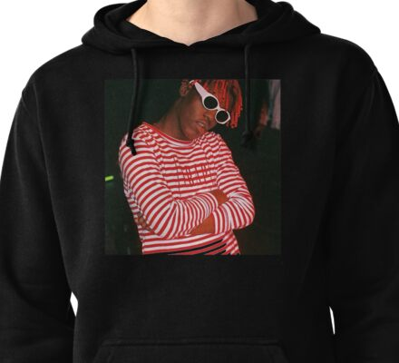 Lil Yachty being Beautiful Pullover Hoodie