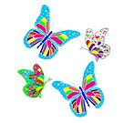 Butterflies by designingjudy
