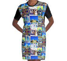 tsv Graphic T-Shirt Dress