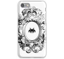 Rococo Invader iPhone Case/Skin
