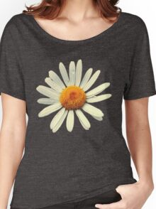 Single leucanthemum. Women's Relaxed Fit T-Shirt