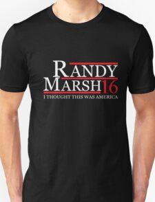 RANDY MARSH 2016 for President T-Shirt Unisex T-Shirt