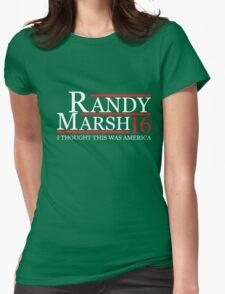 RANDY MARSH 2016 for President T-Shirt Womens Fitted T-Shirt