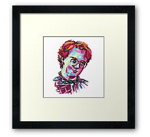 Barb - Stranger Things Framed Print