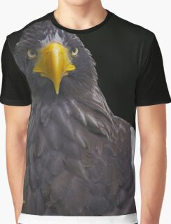 ..King of Birds : Stellar Sea eagle Graphic T-Shirt