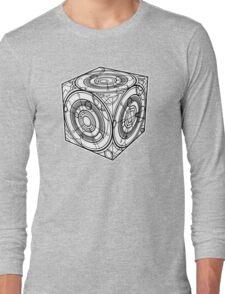 "TARDIS ""Siege Mod"" - Doctor Who Long Sleeve T-Shirt"