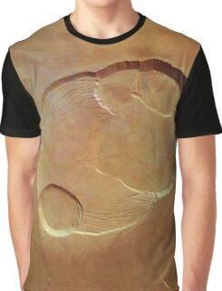 Olympus Mons, Mars Graphic T-Shirt