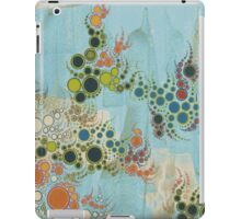 Untitled on Watercolor Paper #113 iPad Case/Skin