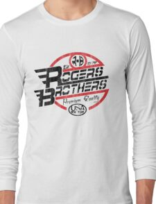 usa new york  by rogers bros Long Sleeve T-Shirt