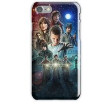 Stranger Things Art iPhone Case/Skin