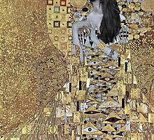 After Klimt by TeeArt